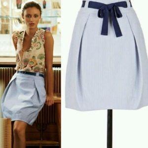 Edmé & Esyltte Striped Skirt